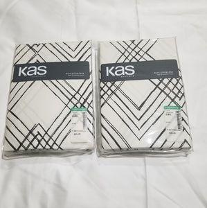 Other - Kas Euro sham pillowcase